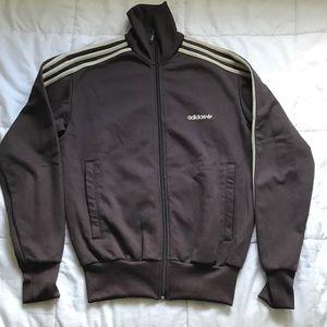 Old School Adidas Zip Jacket